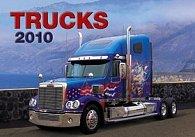 Trucks 2010 - nástěnný kalendář