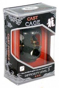 Hlavolam Hanayama Silver - Cage