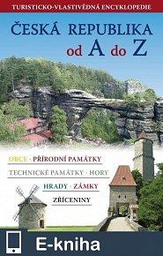 Česká republika od A do Z (E-KNIHA)