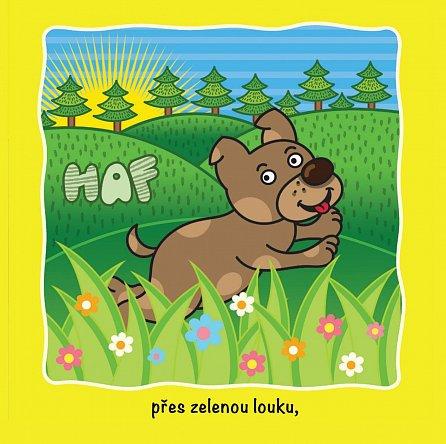 Náhled Obrázkové písničky: Kočka leze dírou, Skákal pes