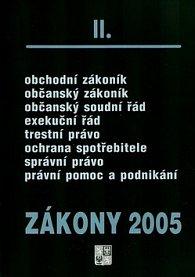 Zákony 2005/II