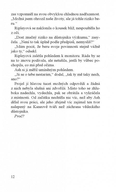 Náhled Vetřelec - Peklo