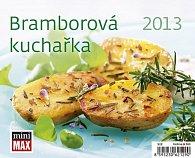 Kalendář stolní 2013 MiniMax - Bramborová kuchařka