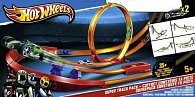 Hot Wheels sestav si mega dráhu