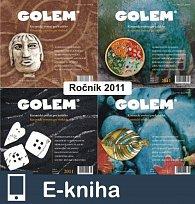 Golem ročník 2011 (E-KNIHA)