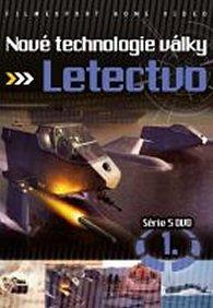 Nové technologie války 1. - Letectvo - DVD digipack