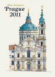 Prague Libero Patrignani 2011 - nástěnný kalendář
