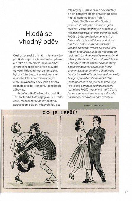Náhled Móda za železnou oponou - Československo 1948-1989