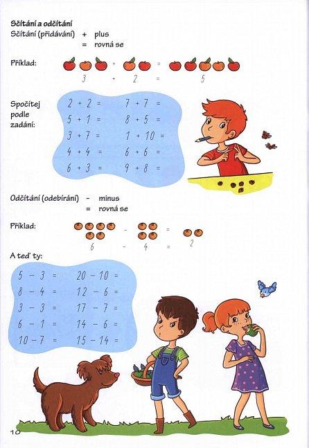 Náhled Přepisuj a procvičuj - Cvičný sešit z matematiky