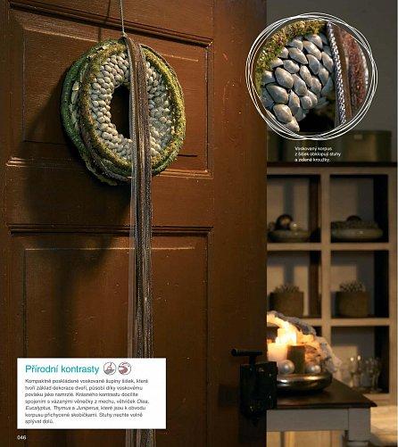 Náhled Věnce - Dekorace dveří a stěn na míru