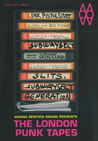 The London Punk Tapes: Vagina Dentata Organ