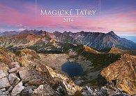 Kalendář 2014 - Magické Tatry - nástěnný