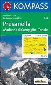 Presanella ,Madonna di Campiglio 639 / 1:25T NKOM