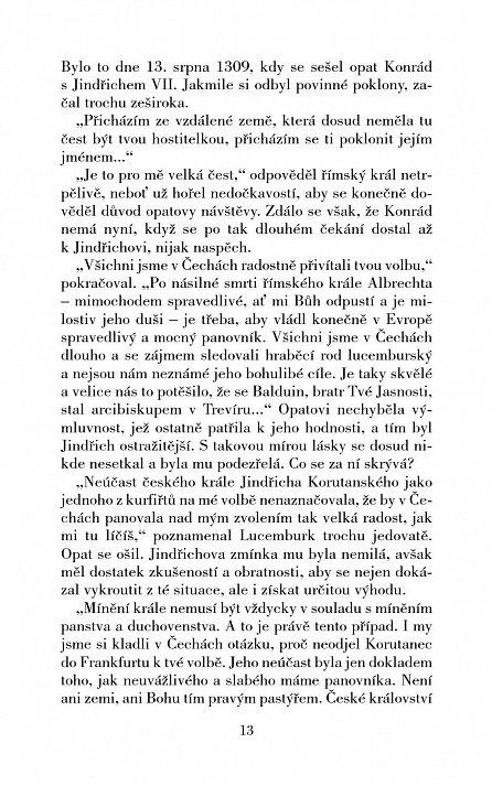 Náhled Střepy z královské číše - Jan Lucemburský