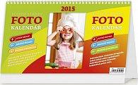 Kalendář stolní 2015 - Firemní a rodinný fotokalendář