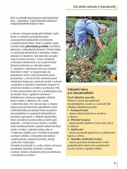 Náhled Biozahrádka - Pěstování blízké přírodě