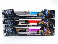 Star Wars světelný a zvukový meč