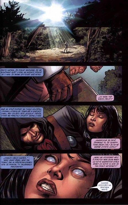 Náhled Assassins Creed - Zkouška ohněm