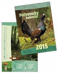 Poľovnícky kalendár 2014 Nástenný kalendár