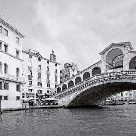 Náhled Kalendář poznámkový 2018 - Benátky, 30 x 30 cm