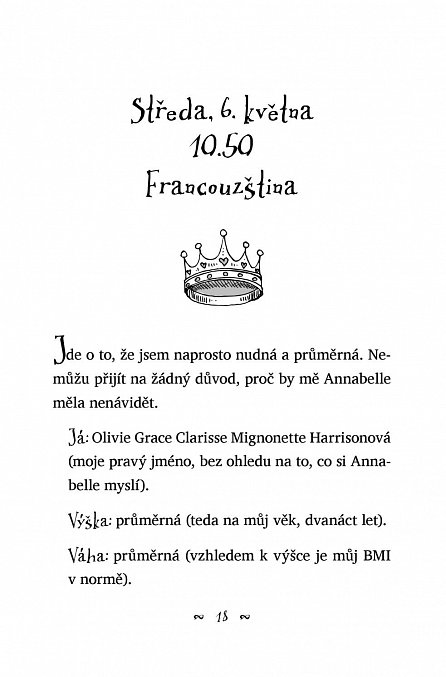 Náhled Princezna školou povinná