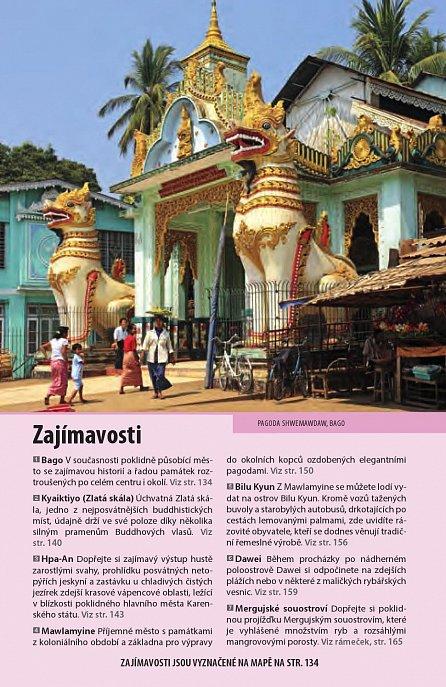 Náhled Myanmar (Barma)