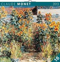 Kalendář 2013 poznámkový - Claude Monet, 30 x 60 cm