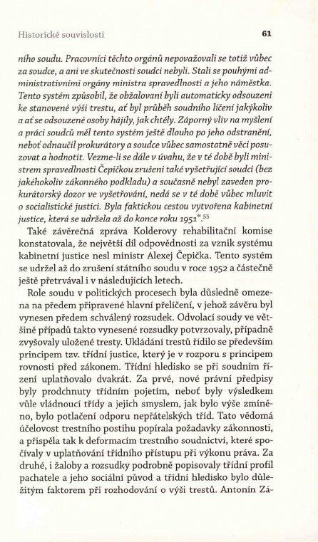 Náhled Jménem republiky! - Osm případů zvůle komunistické justice