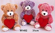 Medvěd Barvínek- 31 cm