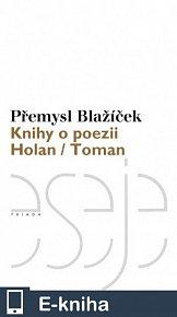Knihy o poezii (E-KNIHA)