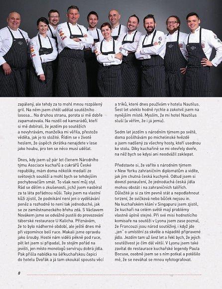 Náhled Česká kuchyně – lehká a elegantní