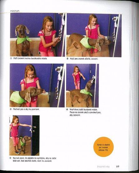 Náhled 101 psích triků pro děti