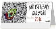 Kalendář stolní 2018 - Antistresový pracovní kalednář
