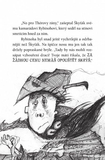 Náhled Jak zradit dračího hrdinu (Škyťák Šelmovská Štika III.) 11