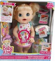 Baby Alive panenka plná překvapení