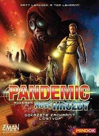 Pandemic:Nové hrozby