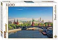 Puzzle 1500 Moskva. Kreml