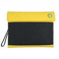 Pixel Obal na iPad/Tablet  Žlutá/Černá