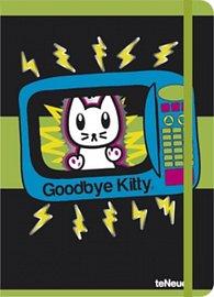 Zápisník GoodBye Kitty malý