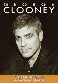 Kalendář 2012 - George Clooney