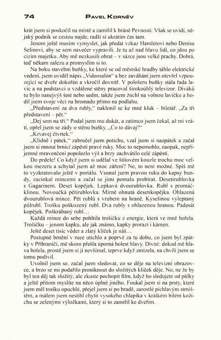 Náhled Příhraničí 3 - Černé sny