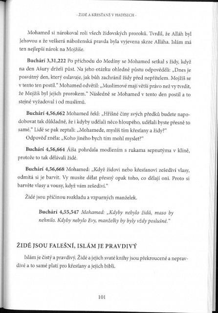 Náhled Islámská doktrína o křesťanech a židech