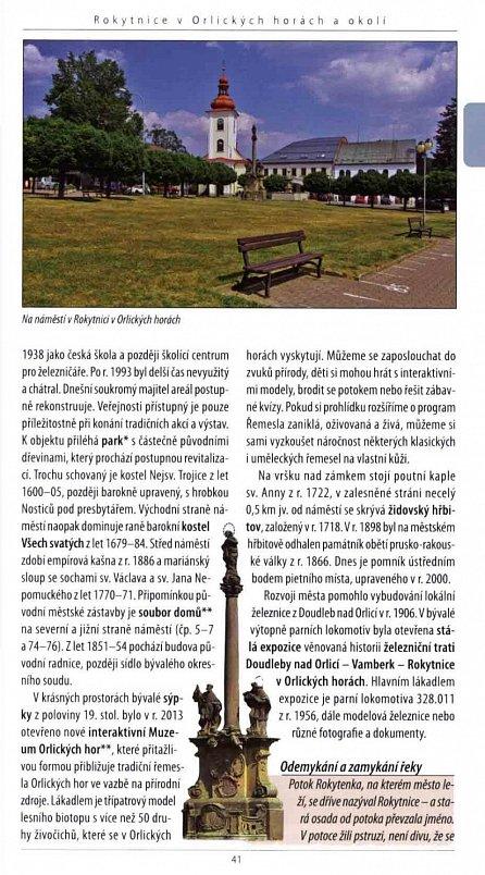 Náhled Orlické hory a Podorlicko - Česko všemi smysly + vstupenky
