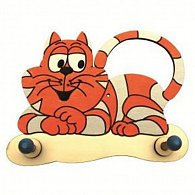 Věšák střední-Kočka