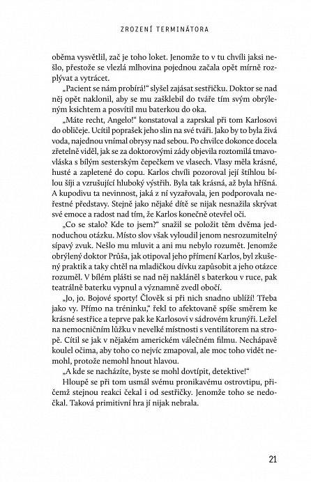 Náhled Karlos Vémola: Zrození Terminátora