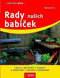 Rady našich babiček - Zahrada plus