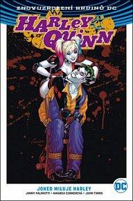 Harley Quinn 2 Joker miluje Harley