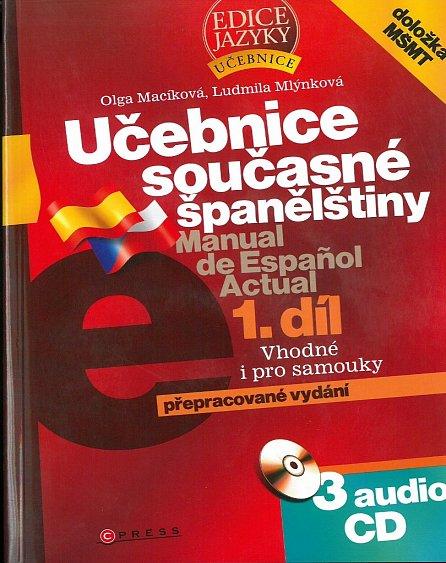 Náhled Učebnice současné španělštiny 1. díl + 3 audio CD