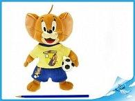 T&J Jerry plyšový s fotbalovým míčem