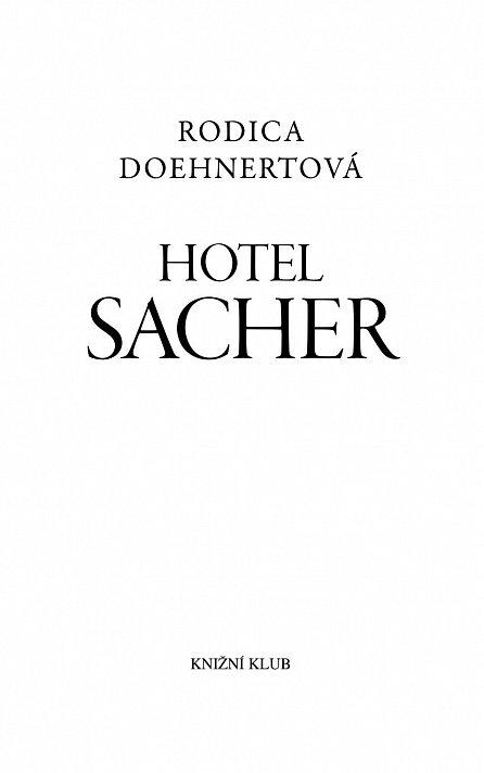 Náhled Hotel Sacher